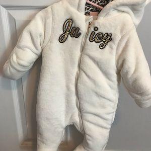 Juicy Couture Snow Suit